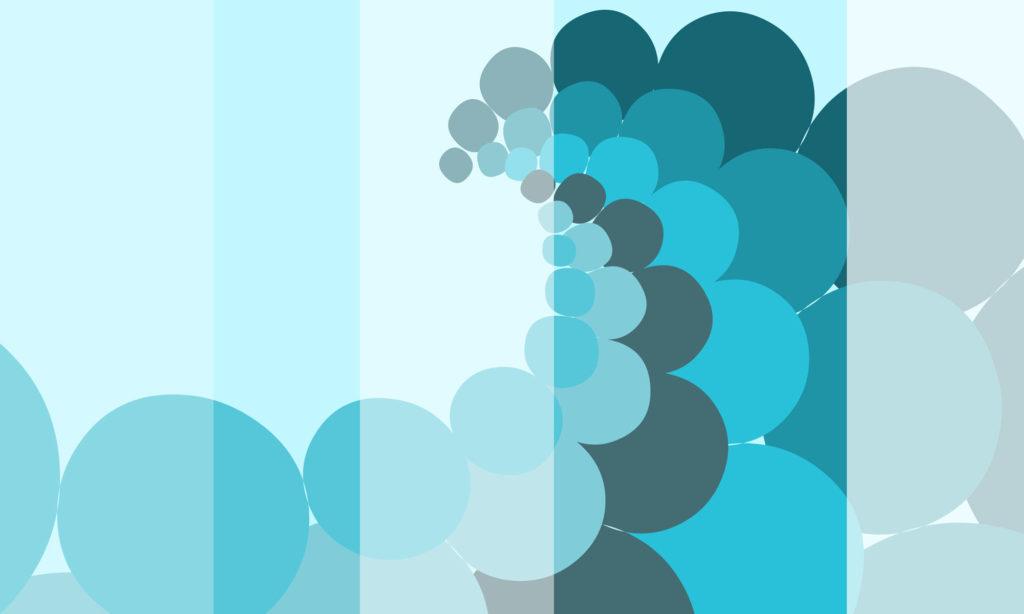 Ocean Blue, a wearable design idea