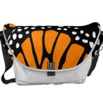 On the go accessories with Monarch Butterfly design