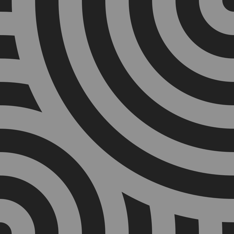 Graphic Waves Pattern