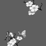 Butterfly Wedding Invitation Design