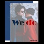 Fall Wedding - using a custom photo wedding invitation